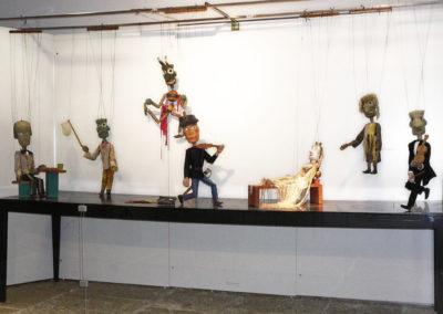 """""""Die Geschichte vom Soldaten und das Marionettentheater Festi-Ligerz""""; Projekt 1 (2013-2014)"""