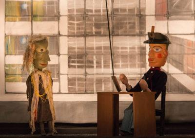 """""""Die Geschichte vom Soldaten und das Marionettentheater Festi-Ligerz von Elsi und Fernand Giauque"""" Projekt 2 (2017 – ongoing)"""