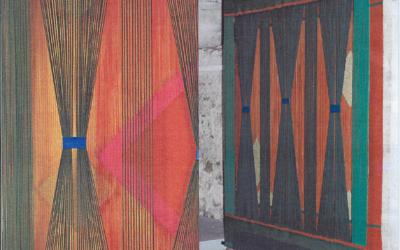 Anlass Kantonale Denkmaltage 2019: Farben und Fäden von Elsi Giauque, Festi-Ligerz (BE)